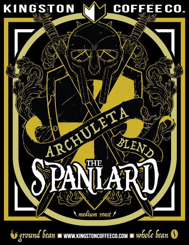 The Spaniard - Archuleta Blend