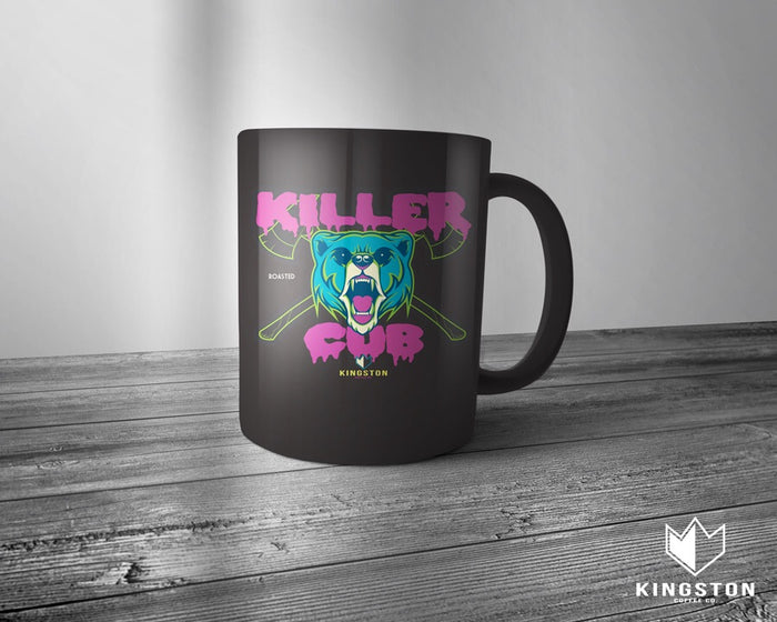 Killer Cub x Kingston Mug
