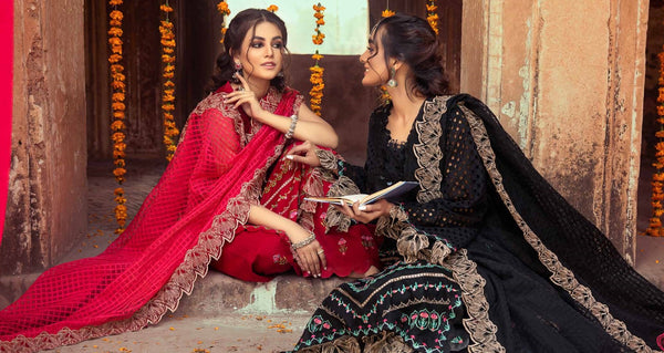 Buying Guide For Pakistani Dresses Online