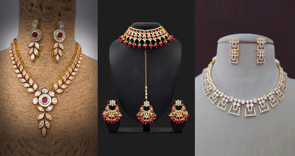 The Latest Trends In Indian Jewelry Designs
