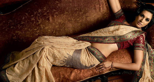 Amazing Collection of Various Types of Indian Sarees