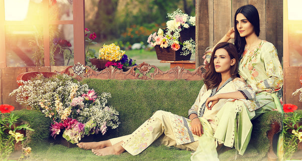 What Are The Different Types of Salwar Kameez Designs?