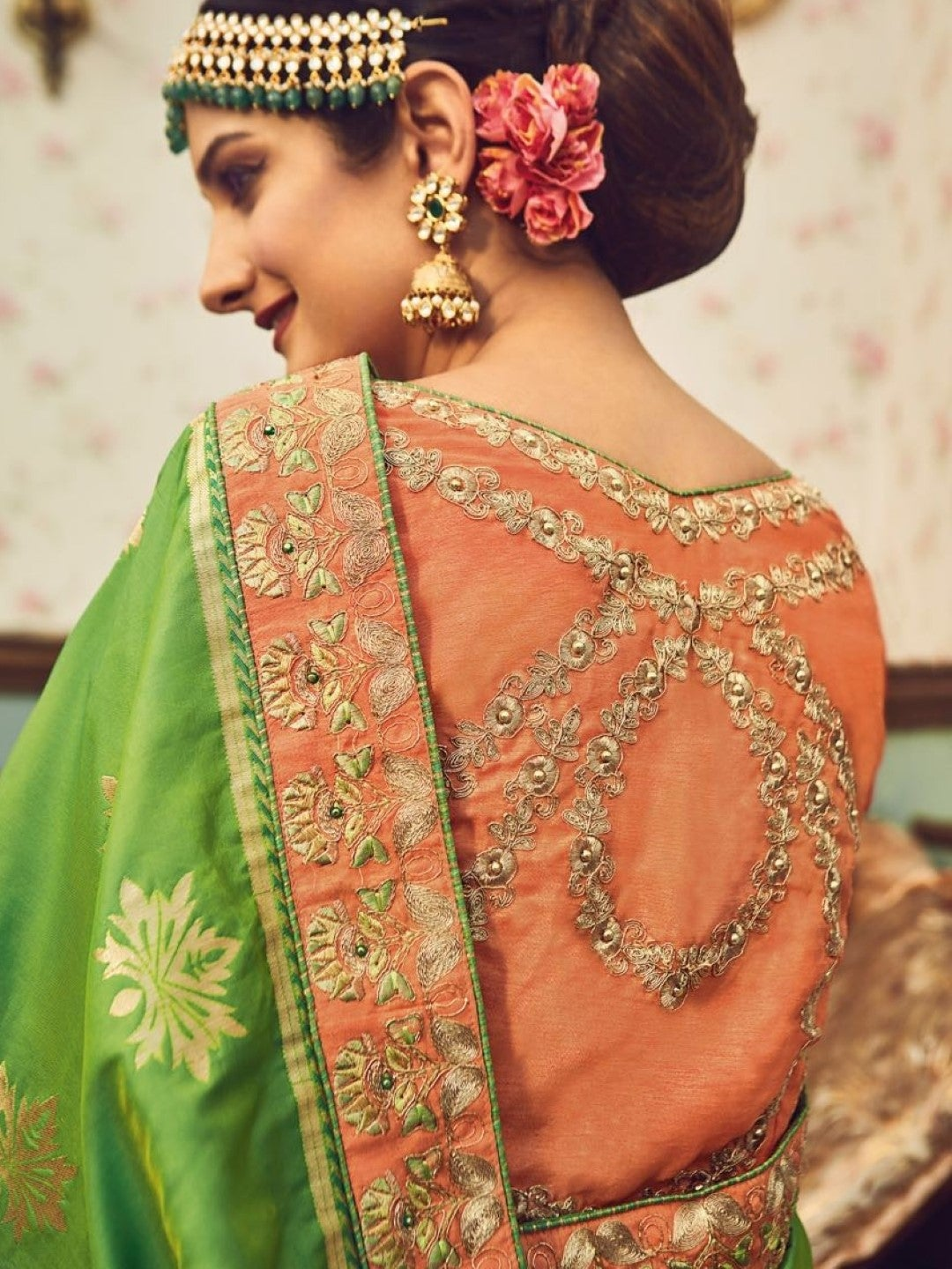 Designer Silk Embroidery