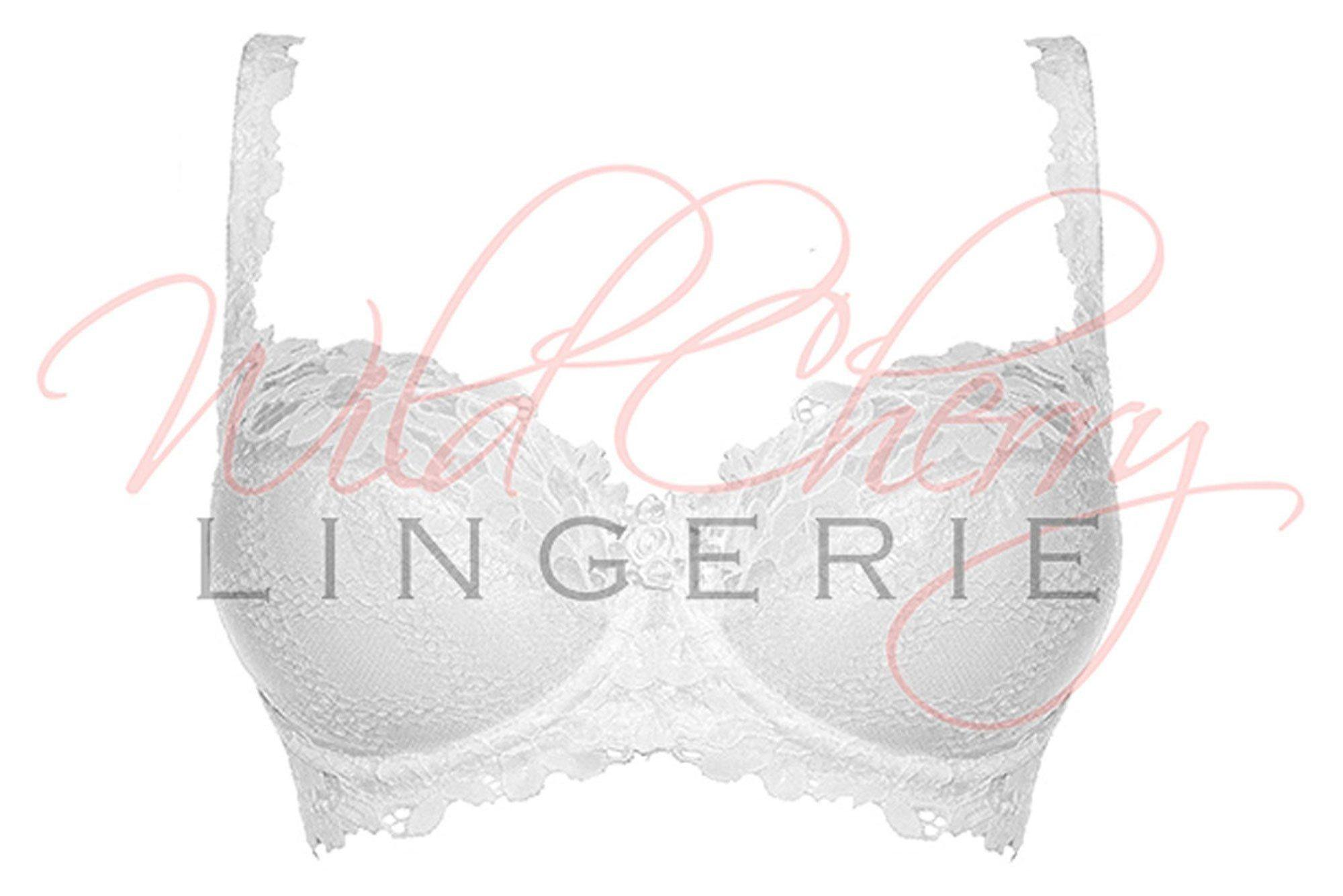 Daniella White Collection Soft Bra VIPA Lingerie, Bras, VIPA Lingerie - Wild Cherry Lingerie