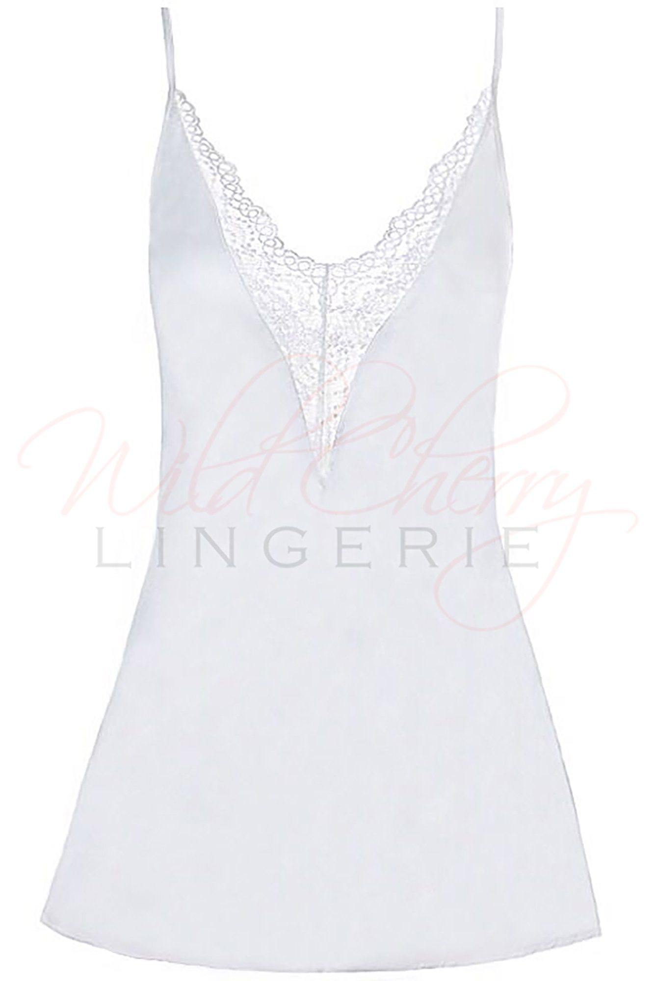 Pure Innocence White Babydoll