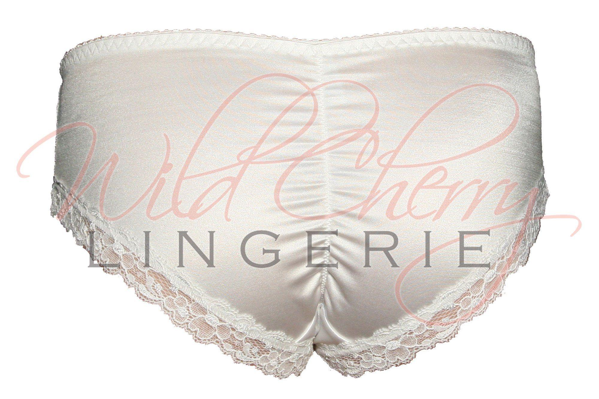 Lorenza Collection Hipster Panty VIPA Lingerie, Panties, VIPA Lingerie - Wild Cherry Lingerie