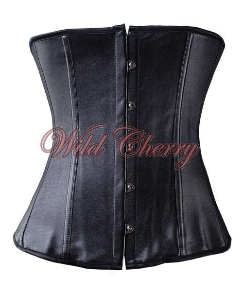 Elegance Button Up Corset