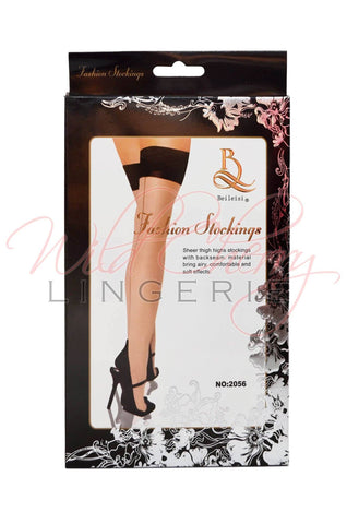 Follow me Home Thigh High Stockings