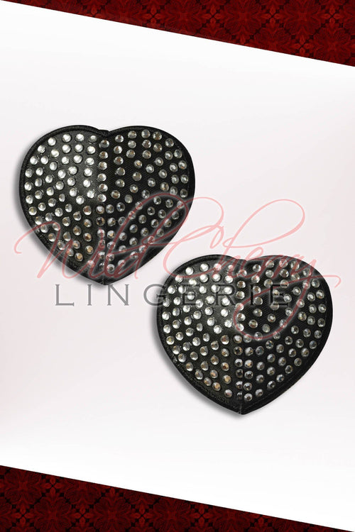 Studded 3D Nipple Covers