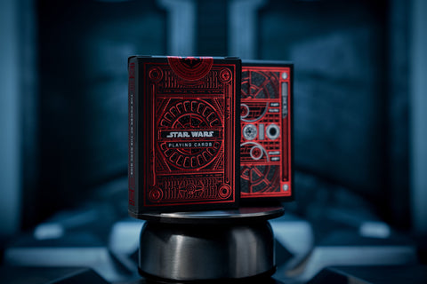 Star Wars Theory 11 Playing Cards