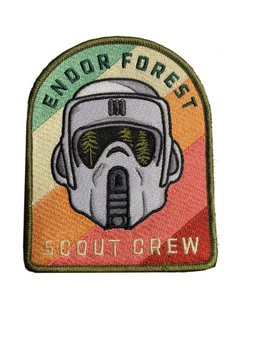 Endor Scout Crew Patch
