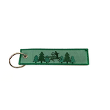 Forbidden Forest National Park Keytag