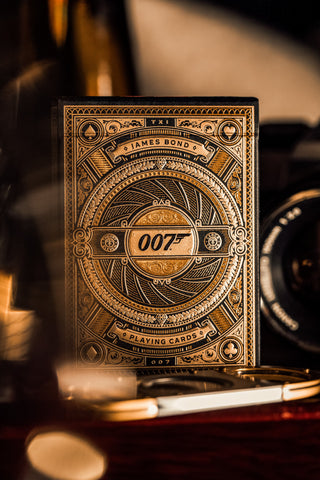 James Bond 007 Theory 11 Playing Cards