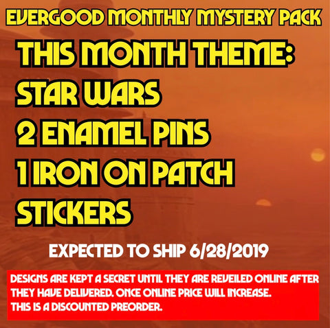 Monthly Mystery Pack???