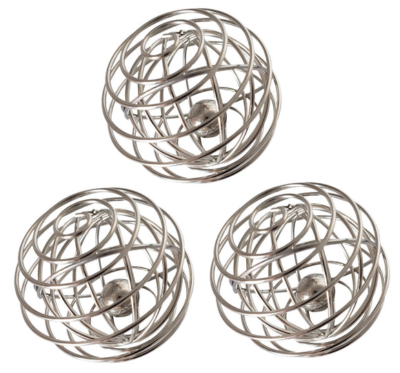 VansieHome Whiskball 3-pk  FINALLY NO CLUMPS -  A Better Mixer for Matcha, Pancakes, Eggwhites, Whipped Cream & Sauces & Dressings (3-pk)