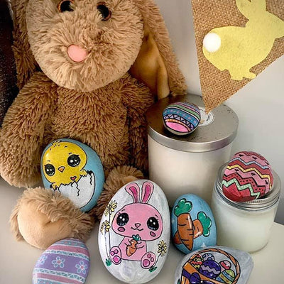 Easter ideas to make with your paint pens