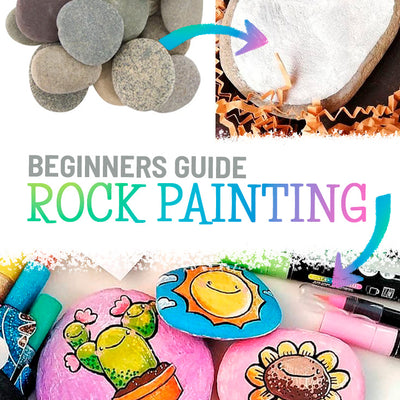A beginners guide to rock painting