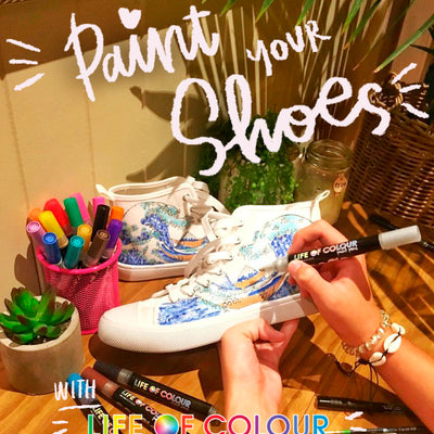 9 ways to colour your life with Life of Colour paint pens
