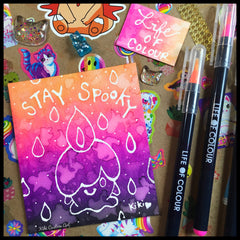 Stay Spooky - Tips for some Halloween Creative fun