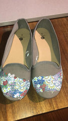 spring theme shoes