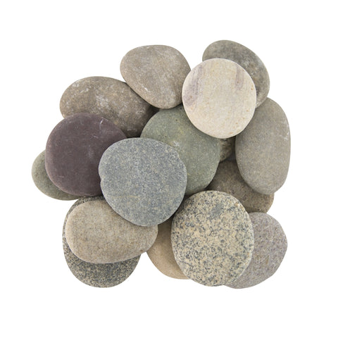 Grey rocks for rock painting arts and crafts projects