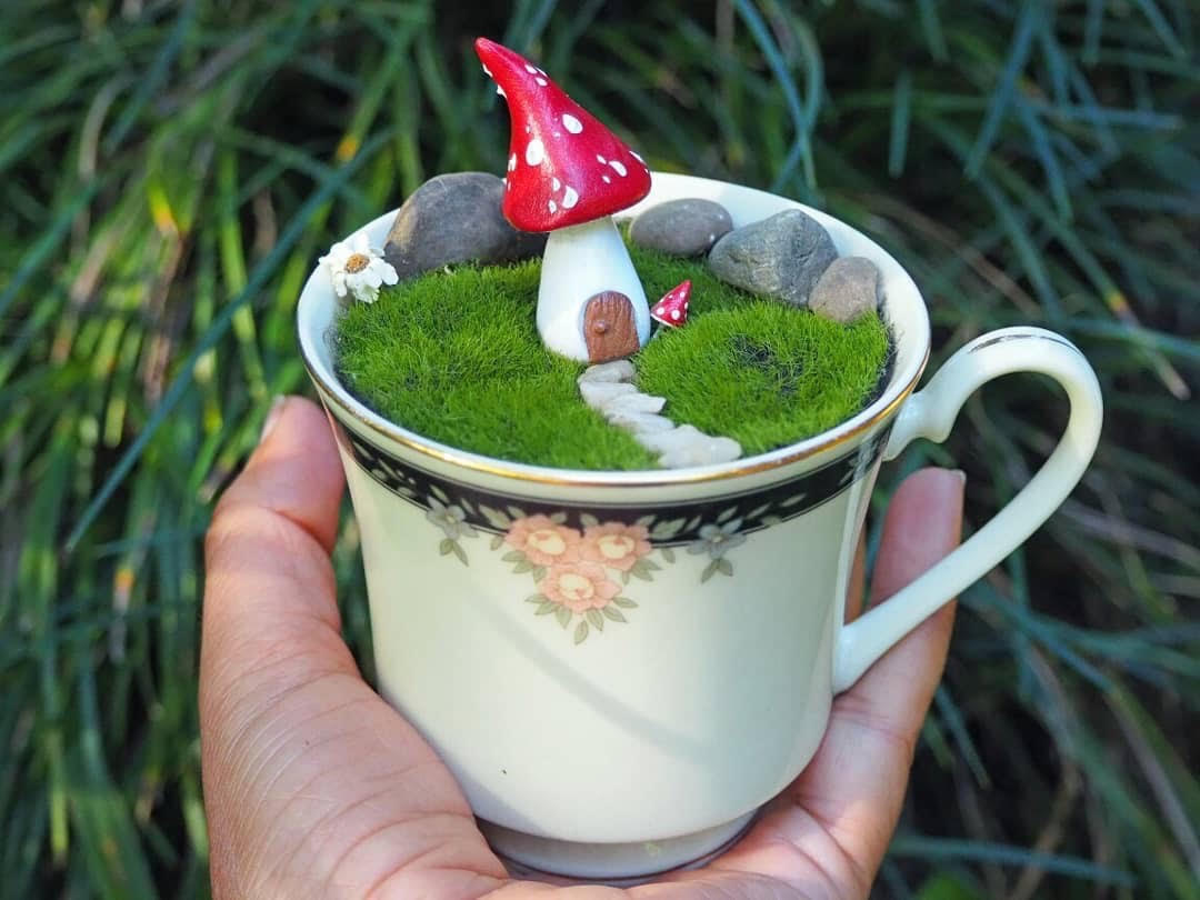How To Make A Magical Fairy Rock Garden With Life Of Colour Paint Pens