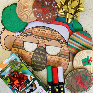 Creative Kids Christmas Kit