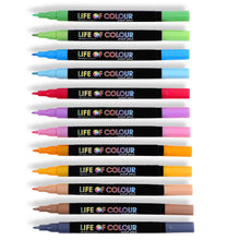 """Special Colours"" Paint Pens - Fine Tip (1mm)"