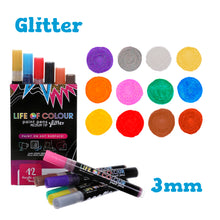 Shimmer Fun Bundle - Glitter and Metallic Paint Pens