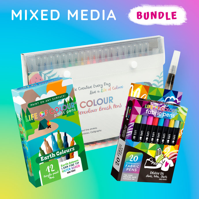 Mixed Media Bundle