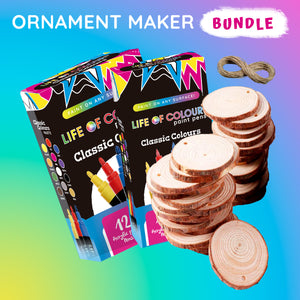 Life of Colour | Shop: Ornament Maker Bundle | Australia and New Zealand