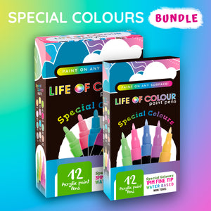 Special Colours Bundle