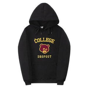 The College Dropout Hoodie Kanye West Stores