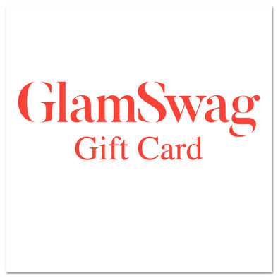 The GlamSwag Gift Card