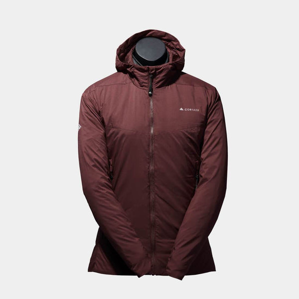 Mid-layer (all season) Burgundy | Womens