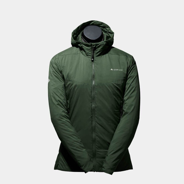 Mid-layer (all season) Dark Green | Womens
