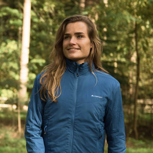 Mid-layer (all season) Blue | Womens