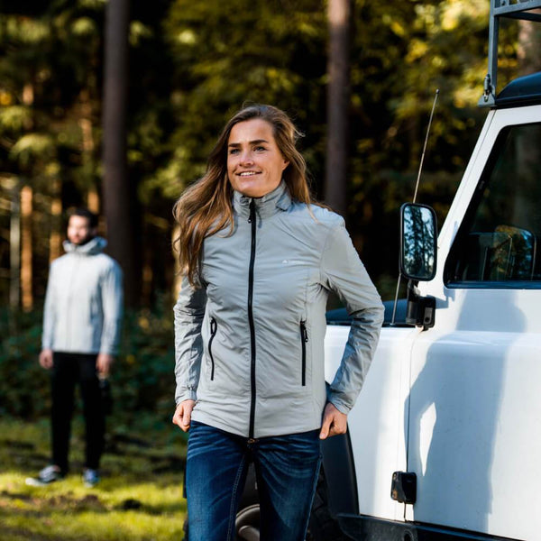 Mid-layer (all season) Light Grey | Womens