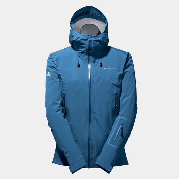 Hard Shell (All Season) Blue | Womens