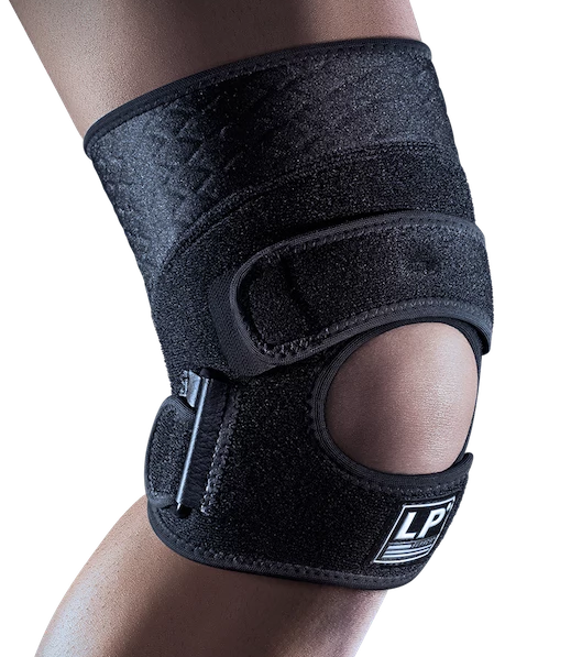 Extreme Knee Support With Patella Tendon Strap