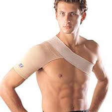 SHOULDER BRACE SUPPORT 754 LP TAN