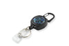 Rel Amigo Retractable I.D. Badge Reel & Key Holder - Stars