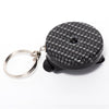 The Rel Original Retractable Key Reel with Belt Clip Carbon Fiber Squared