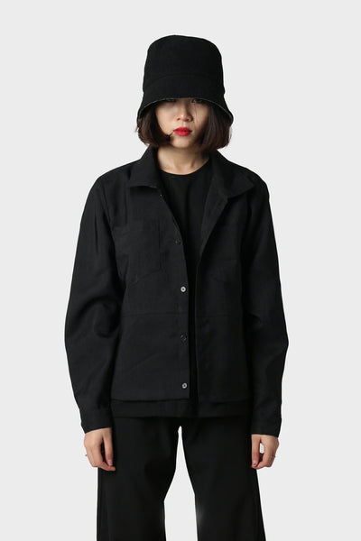 Flap Detail Jacket