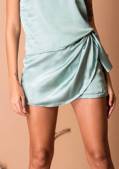 ABBOT SHORTS MINT
