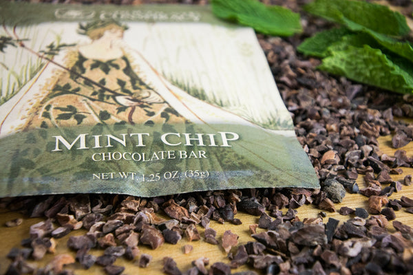 Mint Chip  75% cacao