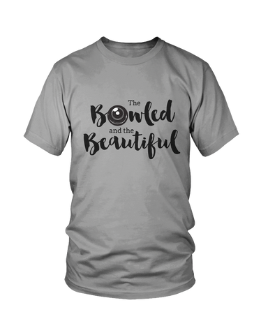 BOWLED and beautiful - MEN'S T-SHIRT Colours