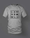 LAWNBOWLS - MENS T-SHIRT Colours