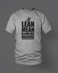 LEAN MEAN BOWLING MACHINE - MEN'S T-SHIRT Colours