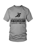 You don't know JACK, if you don't LAWN BOWL - MEN'S T-SHIRT Colours